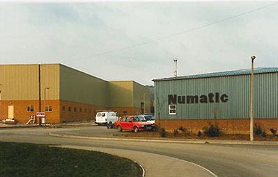Numatic Company History Beaminster