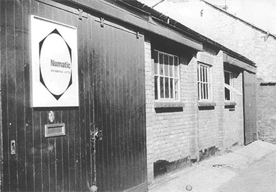Numatic Company History Beginning